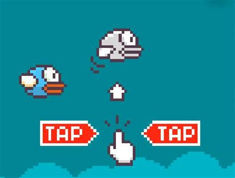 Flappy Bird Tap Tap what is flappy bird without the sarcasm