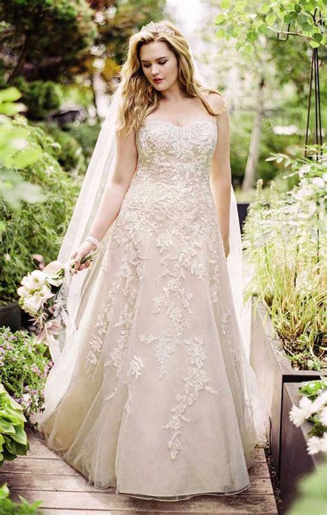 imagenes vestidos de novia actuales 31 vestidos de novia para gorditas elegantes y actuales