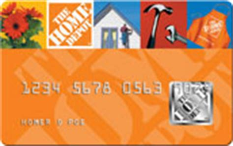 home depot credit card review creditshout