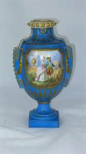 Sevres Vases by Antiques Atlas Pair 19th C Sevres Vases