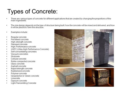What Type Of Cement To Use For Concrete Countertops by Angelique Fabbiani Ppt