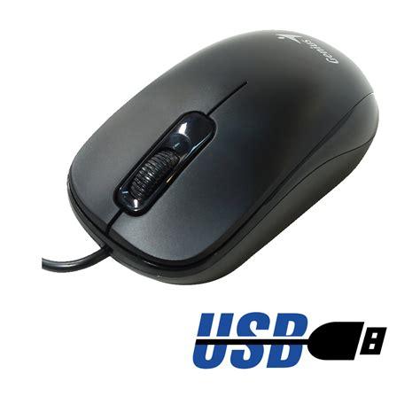 Mouse Usb Genius mouse genius usb dx110 black