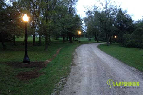 Driveway Light Post by Driveway L Posts Images