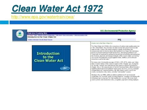 section 319 clean water act water pollution