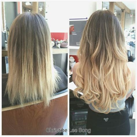 vancouver hair extensions top 25 best keratin hair extensions ideas on