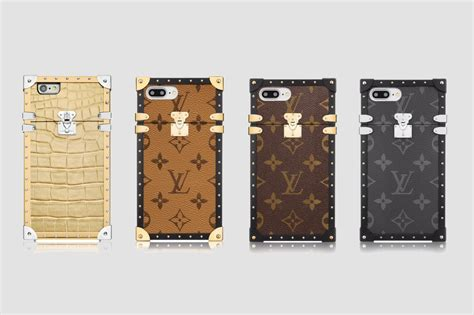 Iphone 6 6s Plus Lv Louis Vuitton Vintage Floral Hardcase Crocodile Leather Iphone Is So Pricey You Might Want
