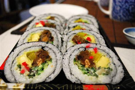 futon roll sushi japani adios fi