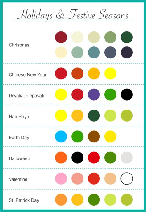different color schemes 3 easy ways to great color schemes for infographics