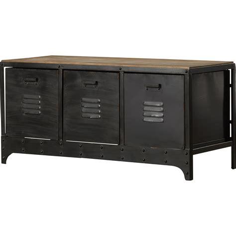 metal storage bench trent austin design wood metal storage entryway bench