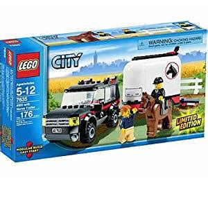 Lego Doll D127 1 6 Set Go lego city limited edition set 7635 4wd with trailer