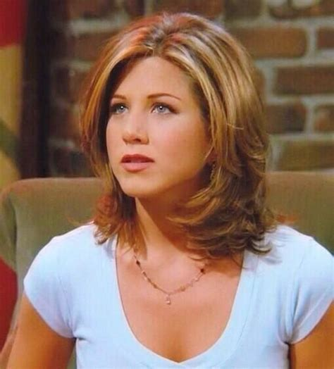 the 1990s hit the rachel hairstyle jennifer aniston friends do your hair pinterest