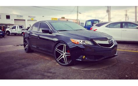 2015 2 4 acura ilx on 20 quot rims lowered with d2 coilovers