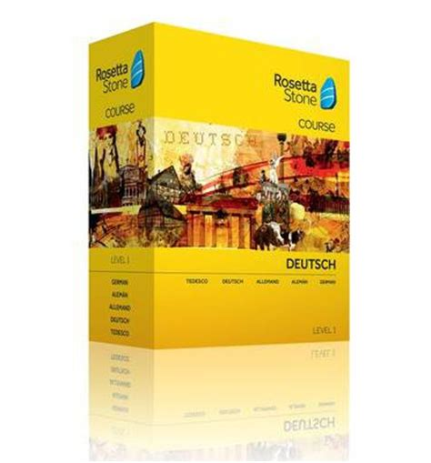 rosetta stone german level 1 rosetta stone german level 1 9781617169649
