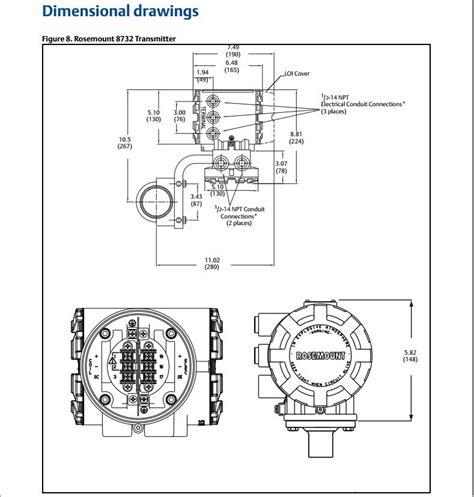rosemount 8732 wiring diagram diagrams free wiring diagrams