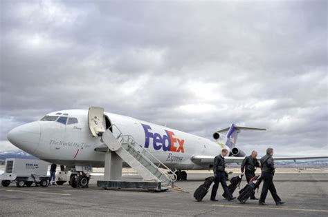 Fedex Background Check Donated Fedex Plane Arrives In Helena Helena Local News Feed Helenair