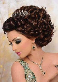 hairstyles nexxus arabic wedding hairstyle for medium long hair hairs