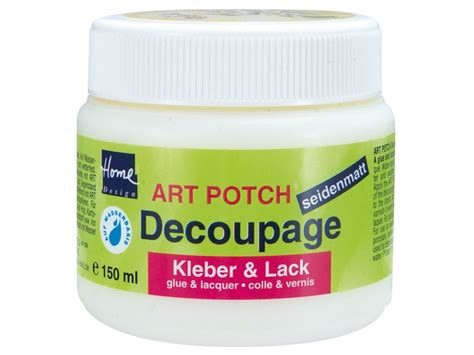 Decoupage Adhesive - buy decoupage glue lacquer matt in india