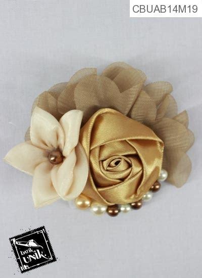Bross Murah 19 bross mawar perca melati motif bunga bunga segar bross etnik murah batikunik