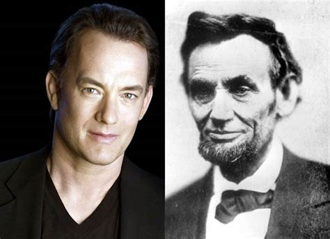 abraham lincoln tom hanks tom hanks related to former american president abraham