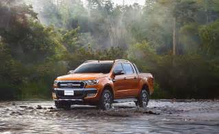 Small Ford Ford Gearing Up To Revive Small Ish Ranger Truck