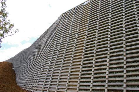 Concrete Crib Retaining Walls by Concrete Crib Walls Gravity Retaining Walls Concrib