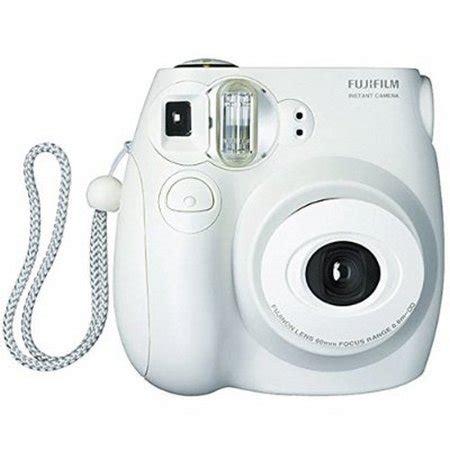 refurbished fujifilm instax mini 7s white instant film