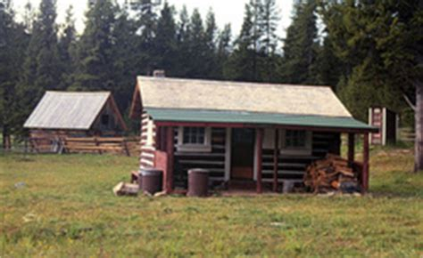 Rental Cabins In Montana by Cabin Montana Cabins And Montana Cabin Rentals