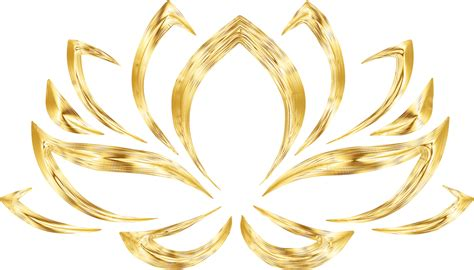 pictures with no background clipart aurumized lotus flower no background