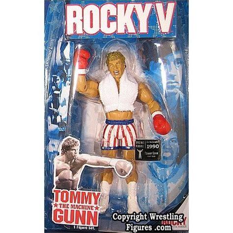 rocky v figures rocky v gt gunn figure toys