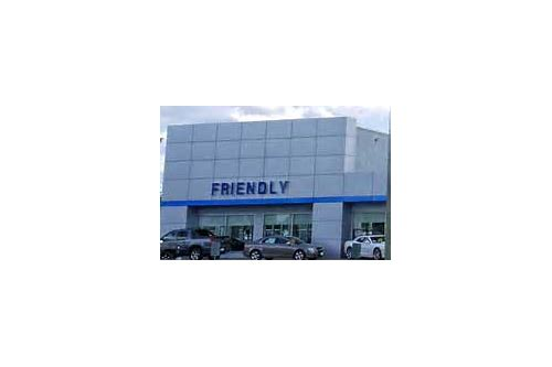 friendly chevrolet mn coupons