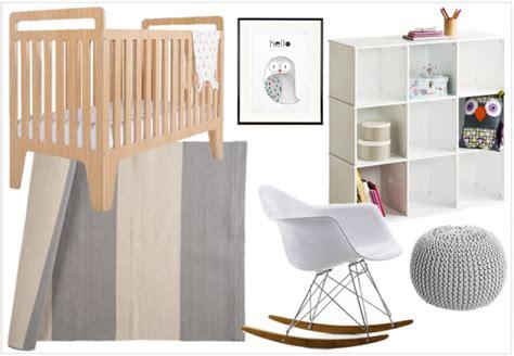 Merveilleux Couleur Peinture Chambre Bebe #8: Chambre-enfant-bebe-fille-style-scandinave-gris-blanc.png
