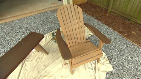 Exterior Furniture Stain how to clean and stain outdoor wood furniture today s