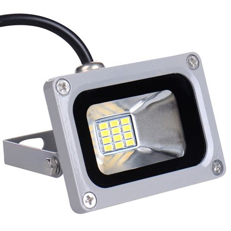 Led Outdoor 12v 10w led flood light lights waterproof ip65 floodlight