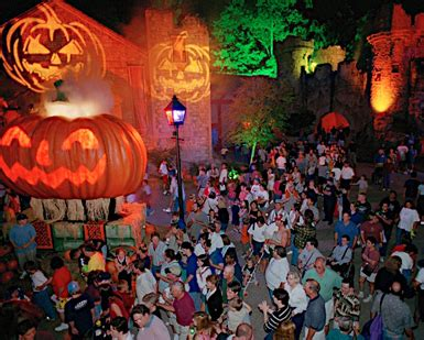 Busch Gardens Howl O Scream Williamsburg by Us Parades In Virginia