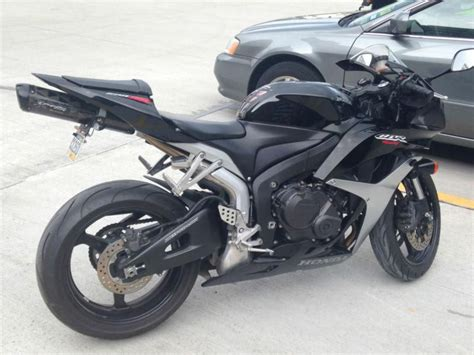 buy used honda cbr600rr buy 2007 cbr 600rr on 2040 motos