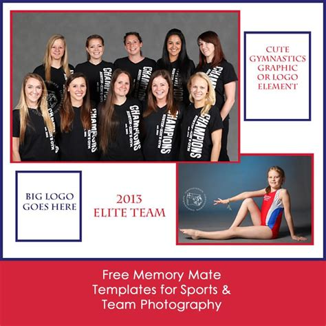 sports team photo templates 1000 images about free photoshop templates on