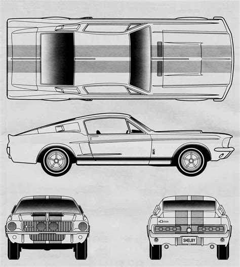 Ford Mustang Auto Zeichen by Pin Von Classic Car News Pics And Videos Auf Shelby