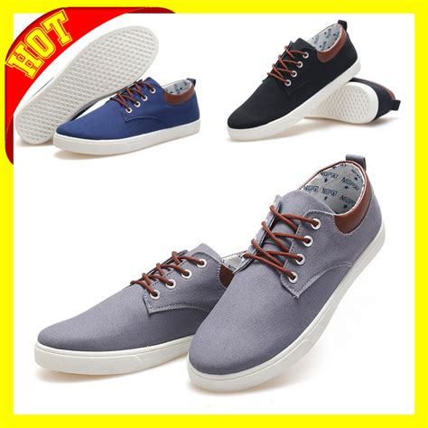mens sneakers 2015 promotional mens sneakers summer casual breathable canvas
