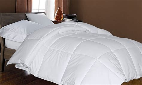comforters goose down white goose down comforters groupon goods