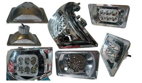 Lu Led Motor Jakarta lu motor bentuk kotak 6 led silver jakartanotebook