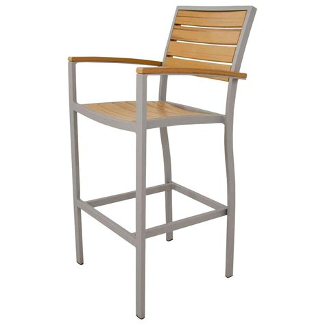 Terrace Bar Stools by Rst Brands Woven Wicker Patio Bar Stool 2 Pack Ip