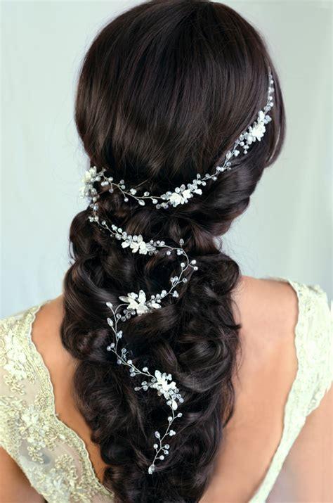 Wedding Hair Accessories Kl by Bridal Hair Vine Wedding Hair Vine Flower Hair Vine Hair