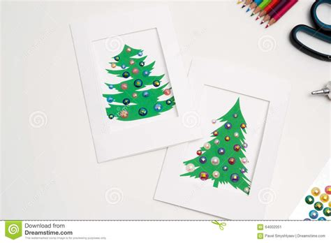 handmade new year decoration decorated cards handmade new year decorations