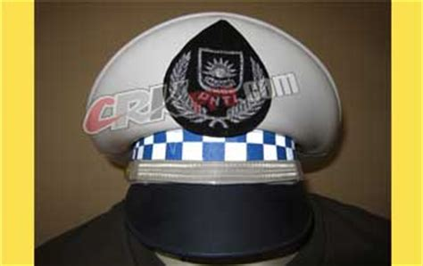 Sepatu Pdh Kowad produsen topi pet polisi polri topi pet satpam security