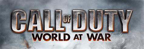 Call Of Duty World At War War 1928 call of duty world at war