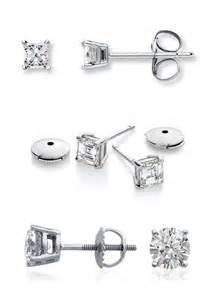 earring back types a jewellery must studs