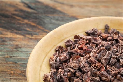 cocoa nibs what is raw cacao health benefits recipes and why it s