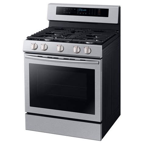 Oven Samsung nx58m6630ss samsung appliances self clean convection gas