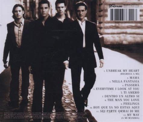 il divo cd list il divo album 171 il divo 187