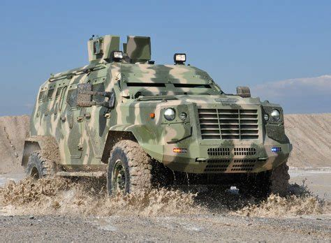 international armored group vehicles
